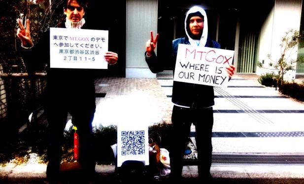 mtgox-protest